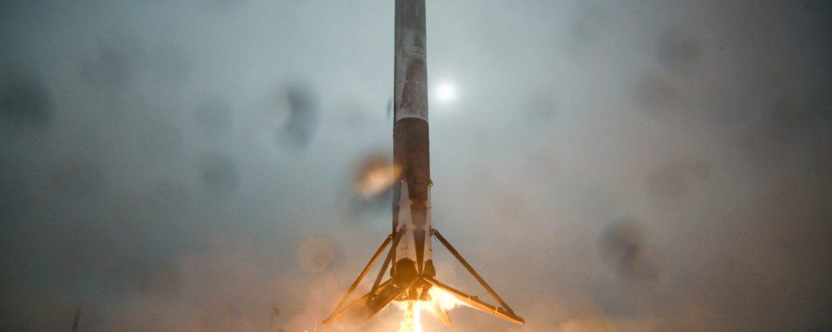 rocket landing - progress not perfection